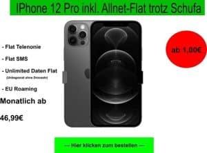 Apple iPhone 12 mit Schufa bestellen